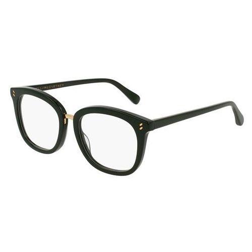 Stella mccartney Okulary korekcyjne sc0040o 004