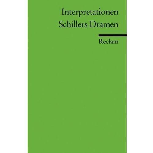 Schillers Dramen (9783150088074)
