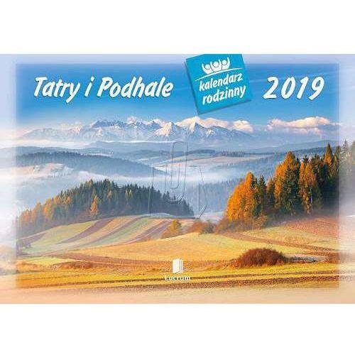 Kalendarz rodzinny 2018 - Tatry i Podhale WL5 (5901397023359)