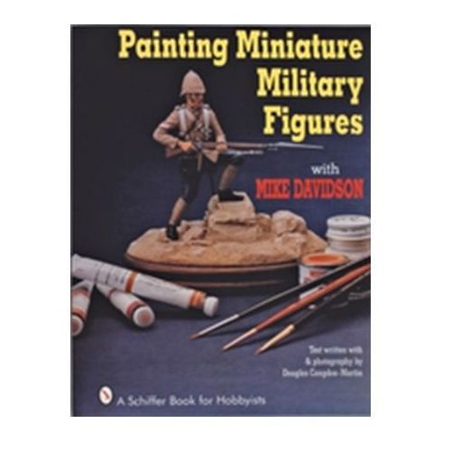 Painting Miniature Military Figures (9780887406256)