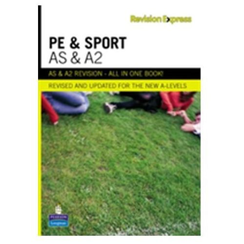 Revision Express As And A2 Physical Education And Sport, Hill, Michael