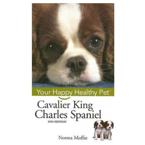 Cavalier King Charles Spaniel (Książka)