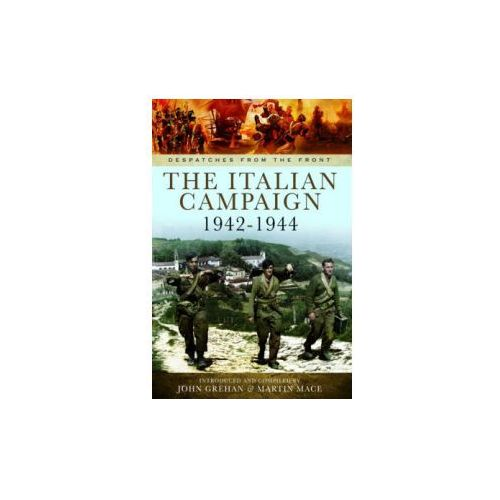 War in Italy 1943 - 1944