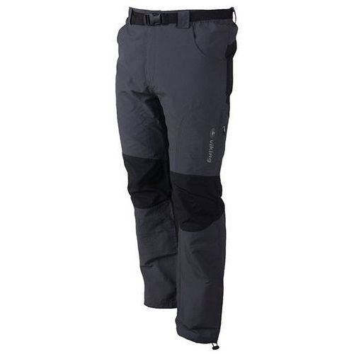 Viking Męskie spodnie trekkingowe globtroter grafit m