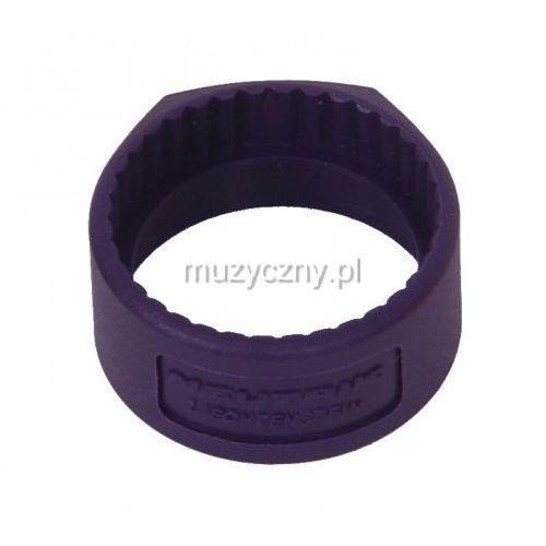 Neutrik pcr 7 pierścień na złącze np*c* (fioletowy)