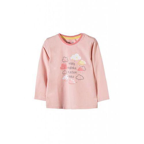 Bluzka niemowlęca długi rękaw 5h3409 marki 5.10.15.