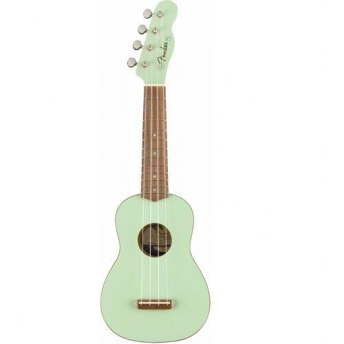 Fender venice surf green ukulele sopranowe