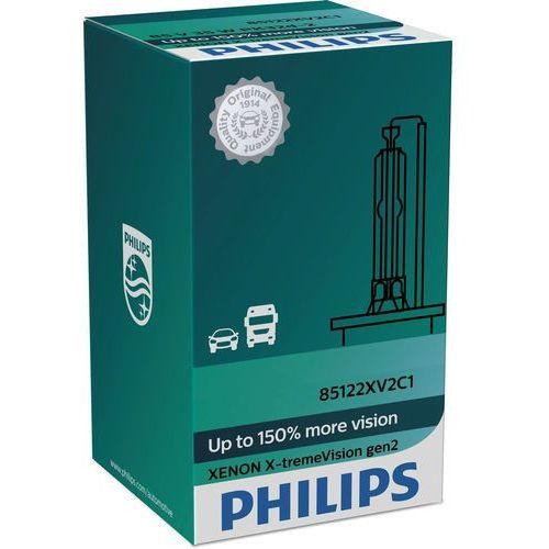 Philips Żarówka samochodowa ksenonowa xenon x-tremevision 85415xv2c1 d1s pk32d-2/35w/85v (8727900377019)