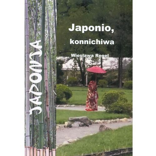 Japonio, konnichiwa, oprawa miękka