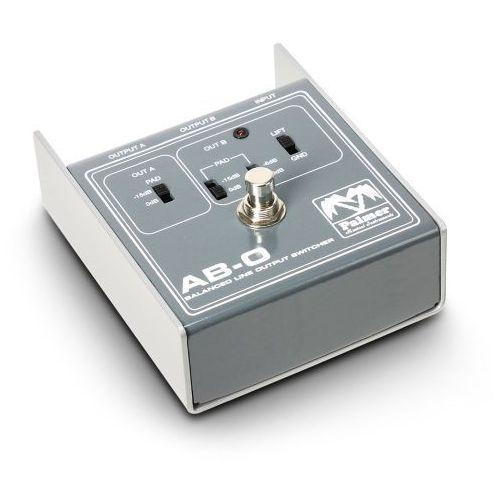 Palmer MI ABO symetryczny przełącznik wyjść liniowych
