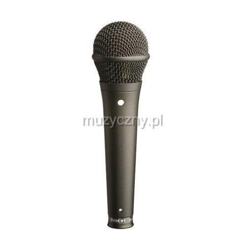 s1 black mikrofon pojemnościowy (czarny) marki Rode