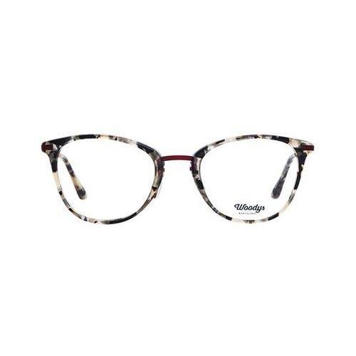 Okulary Korekcyjne Woodys Barcelona Duck 01