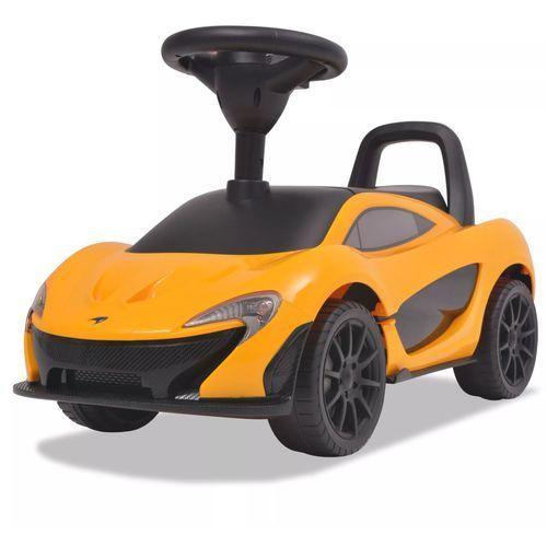 samochód jeździk mclaren p1, żółty marki Vidaxl