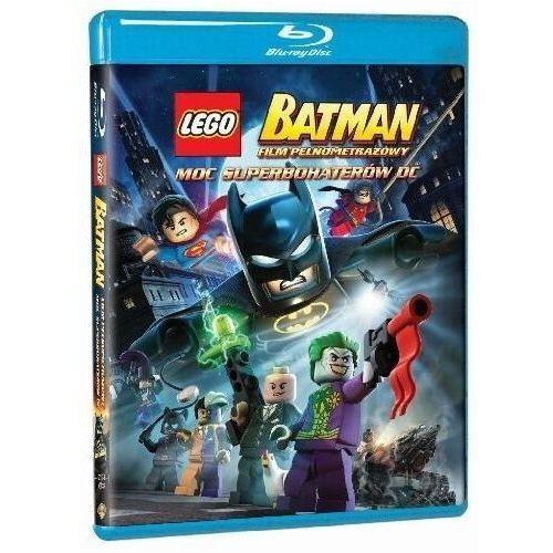 LEGO Batman (Blu-Ray) - Warner Bros (7321999325039)