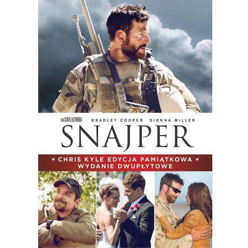Galapagos Snajper (edycja pamiątkowa) (dvd) - clint eastwood