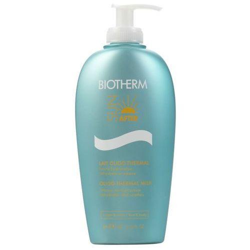 Biotherm after sun mleczko po opalaniu do twarzy i ciała (oligo-thermal milk) 400 ml (3367729012354)