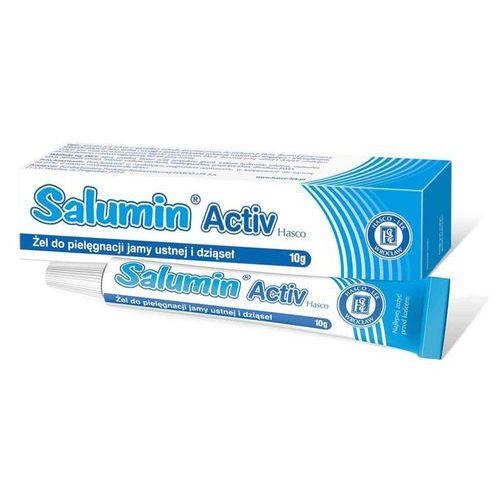 Salumin activ żel 10 g wyprodukowany przez Hasco - lek