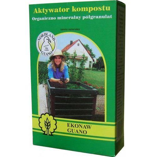 Aktywator kompostu aktkomp 1 kg + zamów z dostawą jutro! marki Ekobat