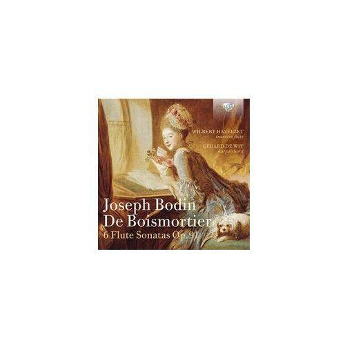 Brilliant classics Boismortier: 6 flute sonatas op.91 - dostawa 0 zł (5028421950860)