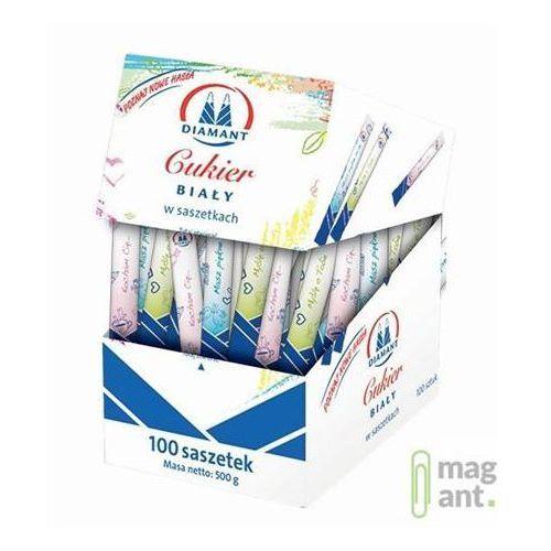 Cukier biały w saszetkach 100x5g (5907069000765)