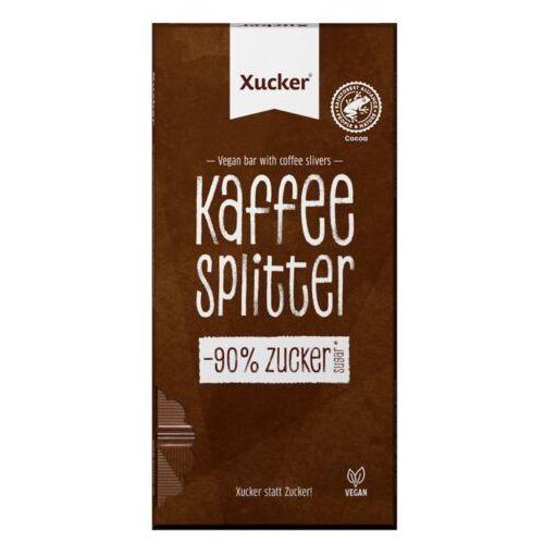 Xucker wegańska czekolada z kawałkami kawy 80 g