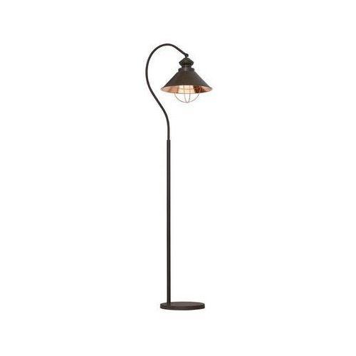 Nowodvorski loft chocolate i lampa podłogowa 5061 (5903139506199)