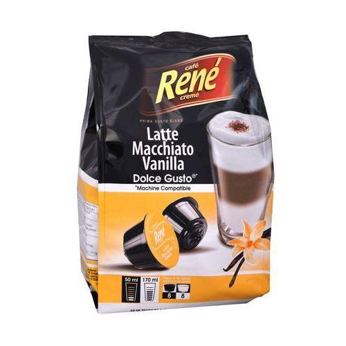 latte macchiato vanilla dolce gusto 16 kapsułek marki Rene