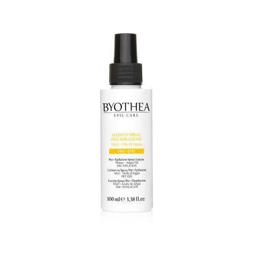 Byothea - Pre-Epilation Spray Lotion 100 ml - Spray przed depilacją - 100 ml - produkt z kategorii- pozostałe środki do depilacji