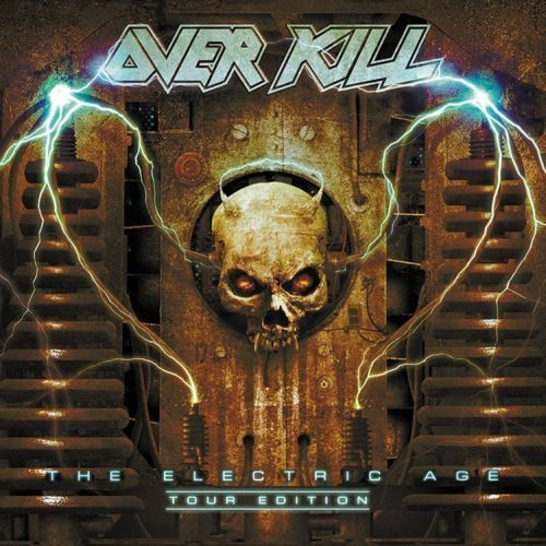 Overkill - the electric age (tour edition) 2cd marki Warner music group