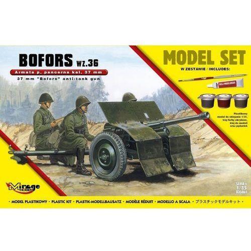 Bofors wz36 Armata przeciw-pancerna kal.37mm set - Mirage