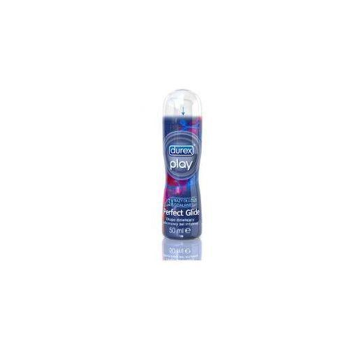 Durex Play Perfect Glide - długo działający silikonowy żel intymny (50 ml) ze sklepu Apteka Galmed