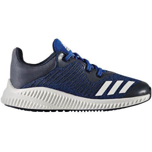 adidas Performance FORTARUN Obuwie do biegania treningowe collegiate royal/white/collegiate navy, kolor niebieski