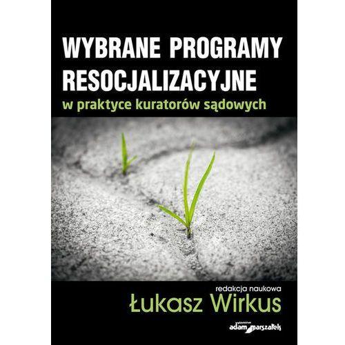 Wybrane programy resocjalizacyjne w praktyce kuratorów sądowych - Łukasz Wirkus (2017)