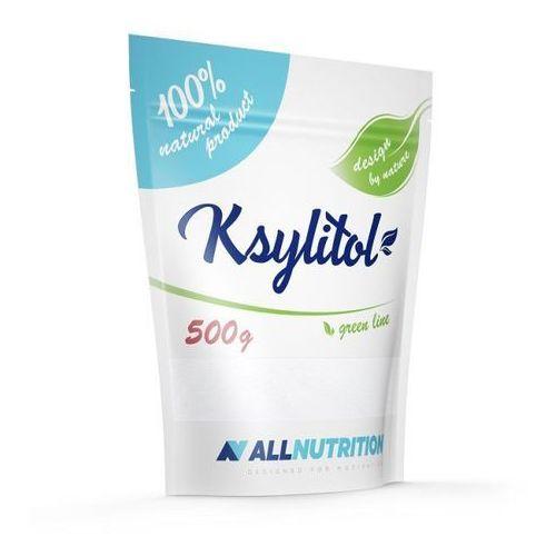 Allnutrition Słodzik green line ksylitol 500g najlepszy produkt