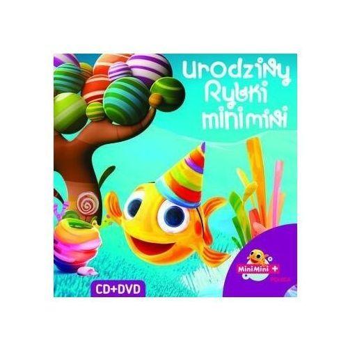 Urodziny rybki mini mini - różni wykonawcy (cd + dvd) marki Various artists