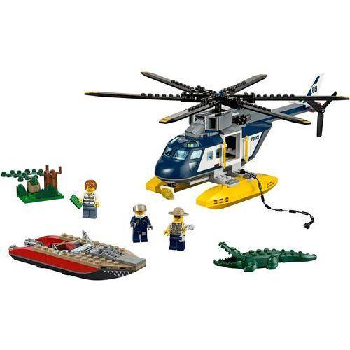 Lego City POŚCIG ŚMIGŁOWCEM 60067 z kategorii: klocki dla dzieci