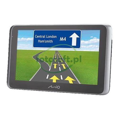 Mio mivue drive 65lm 2w1 nawigacja+kamera cashback marki Samsung