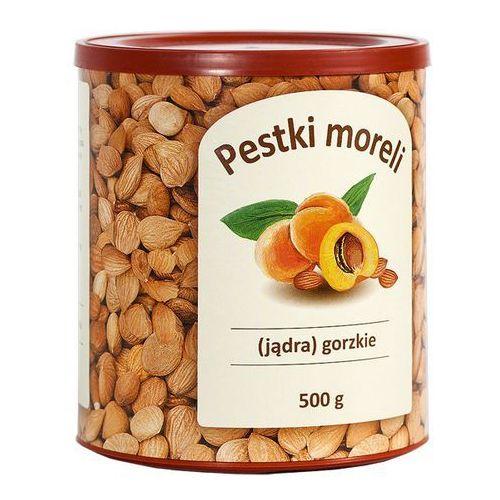 Oferta Pestki moreli (jądra gorzkie) 500g z kat.: zdrowie