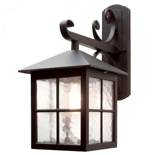 Elstead Oprawa sufitowa winchester bl18a black ip43 - lighting - rabat w koszyku (5024005236405)