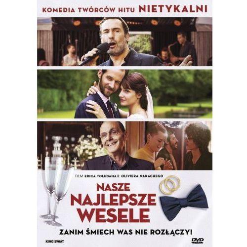 Kino świat Nasze najlepsze wesele (płyta dvd)