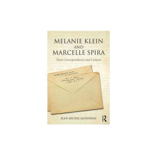 Melanie Klein and Marcelle Spira: Their Correspondence and Context