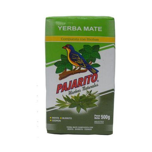 Herbata pajarito yerba mate hierbas naturales 500 g marki Jamba