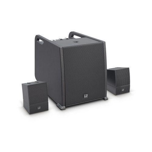 LD Systems CURV 500 AVS przenośny system Array, zestaw AV, kabel głośnikowy w zestawie