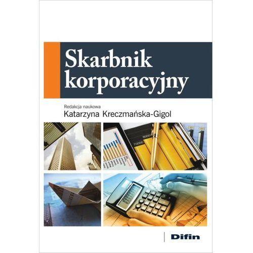 Skarbnik korporacyjny - Dostawa 0 zł (9788380852389)