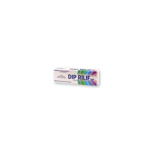 Produkt z kategorii- maści i żele przeciwbólowe - Dip Rilif zel x 50g