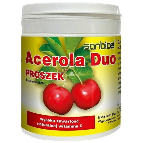 Proszek Sanbios Acerola Duo 200g