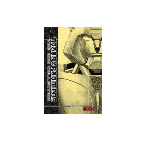 Transformers The Idw Collection Volume 6 (9781613771839)