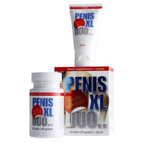 Cobeco Penis XL Pack Duo Pakiet na zwiększanie erekcji dla mężczyzn, 2-00011