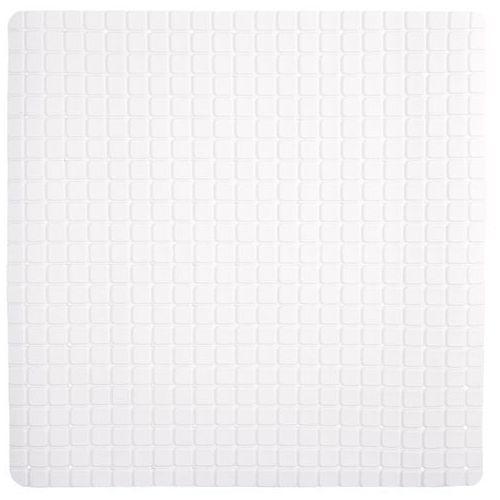 Koopman podkładka antypoślizgowa do łazienki biały, 55 x 55 cm marki 4home