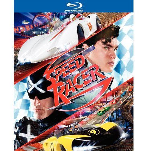 SPEED RACER (BD) GALAPAGOS Films 7321999176457